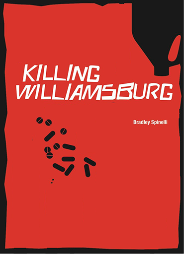Killing Williamsburg Cover