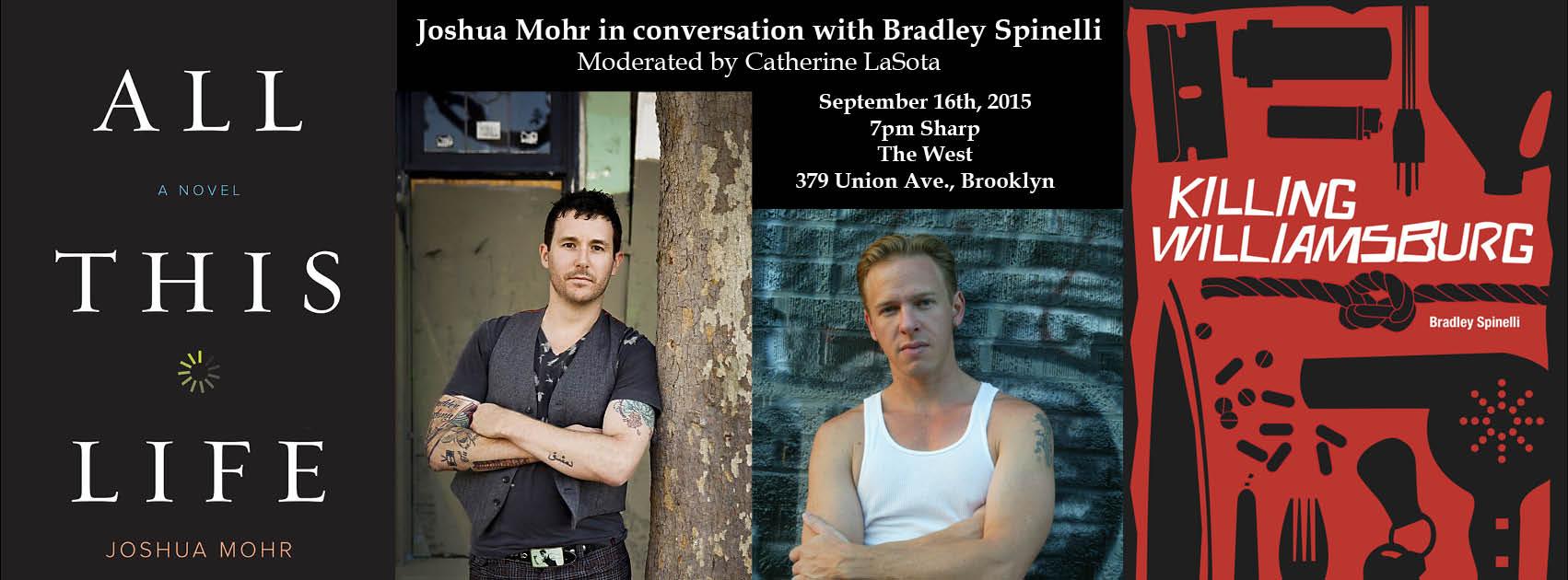 Josh Mohr invite 9.2015