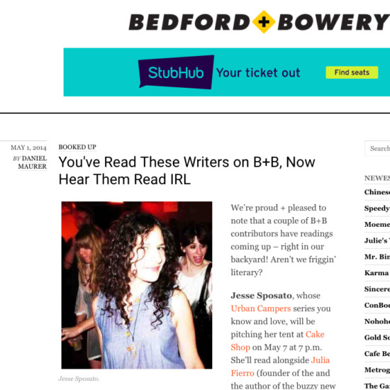 BedBow - you've read these writers-screen shot