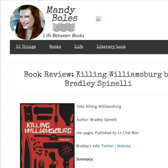 Mandy Boles - Review - screenshot