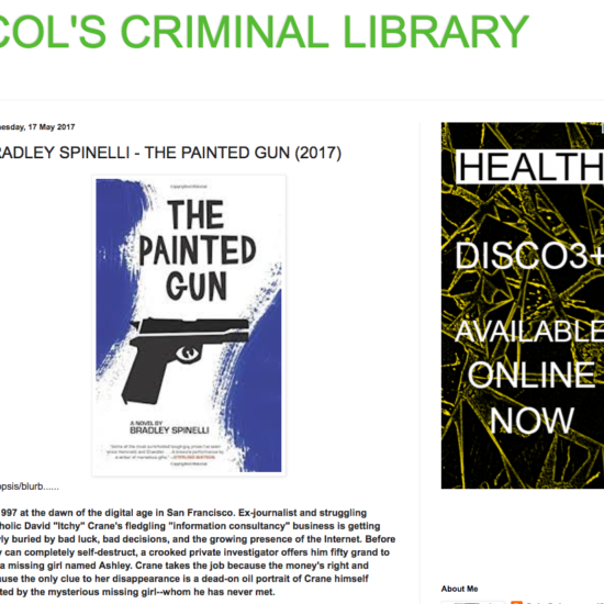 Cols criminal library - screenshot